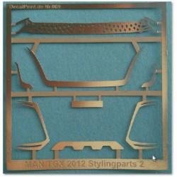 MAN TGX 2012 Stylingparts 2