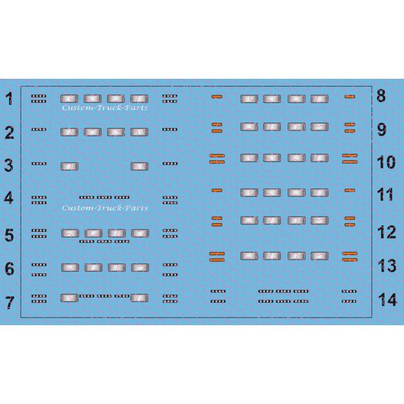 3-Blatt Luftschraube Elektro Beechwood Prop 18 x 10 XOAR 36180100 852077