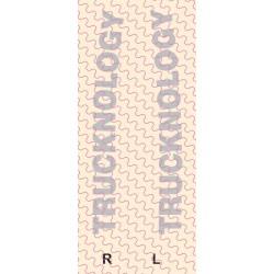 Trucknology Schrift