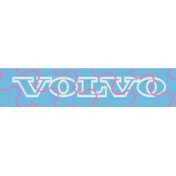 Volvo Seitenfensterschrift