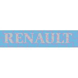 Renault Schrift