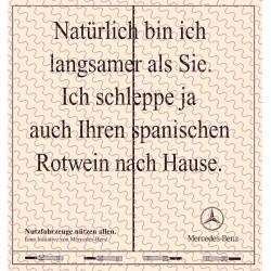 Trailerheck Rotwein