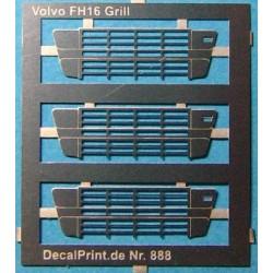 Volvo FH16 Grill