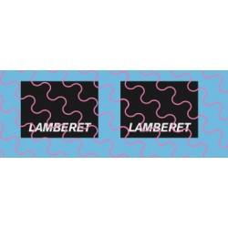 Lamberet Spritzschutzlappen...