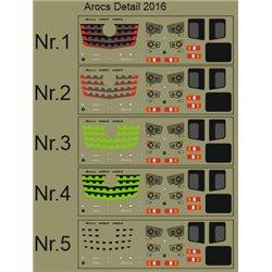 Arocs Detail 2016