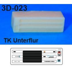 TK Unterflur + Decals, 1 Stück