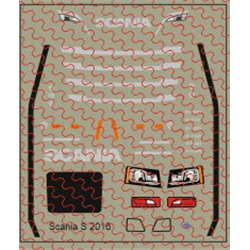 Scania S 2016 Details 1