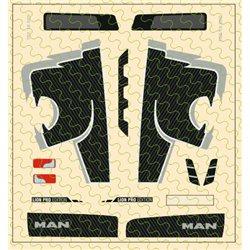 MAN Lion Pro Edition Dekor