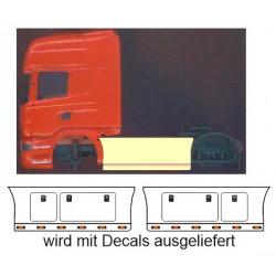 Chassisverkleidung Scania...