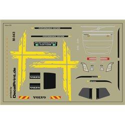 Scania Greif uni braun/gold