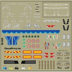 Universalsatz DAF XF 106