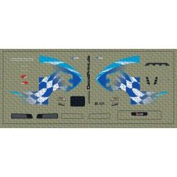 TGX XXL R-Lion blau