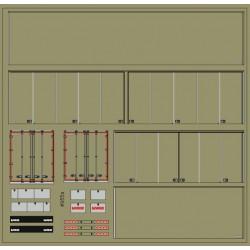 Decalsatz F-0955a neutral