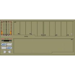 Decalsatz F-0956a neutral