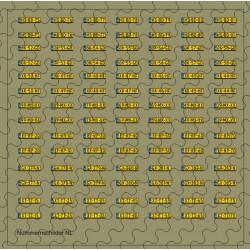 Nummernschildsatz NL