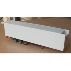 Volumen Sattel Kühlkoffer