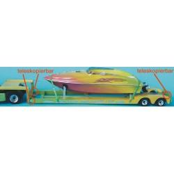 Yachttransport Trailer