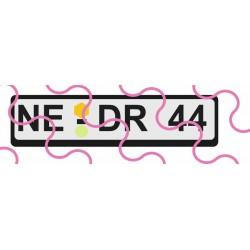 Kennzeichen D/alt