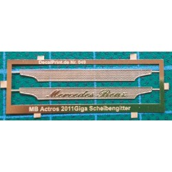 MB Actros 2011 Giga...