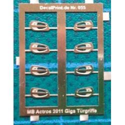 MB Actros 2011 Giga Türgriffe