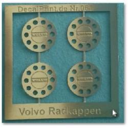 Volvo Radkappen