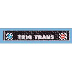 Trio Trans Spritzschutzlappen